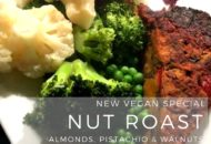 Vegan Option Nut Roast